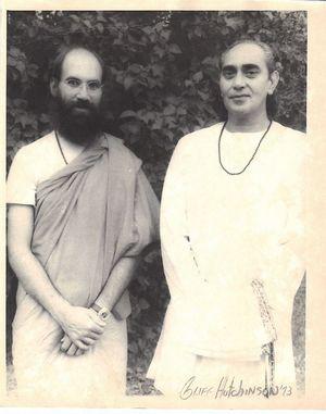Szvámi Ráma és Szvámi Adzsaja