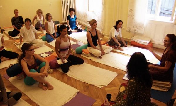 Svaroopa Jóga Workshop Bhavanival